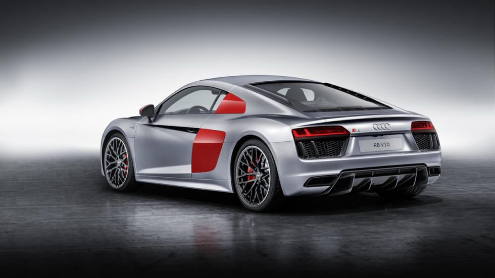 Audi R8 Audi Sport Edition zaga