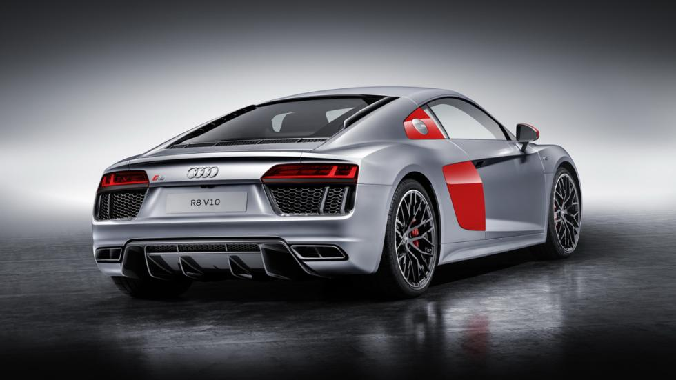 Audi R8 Audi Sport Edition trasera