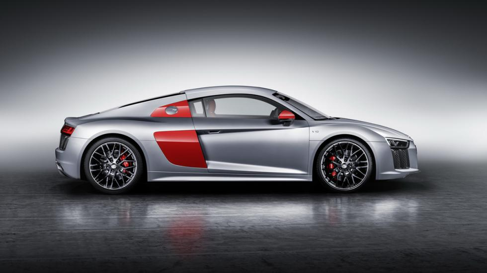 Audi R8 Audi Sport Edition lateral