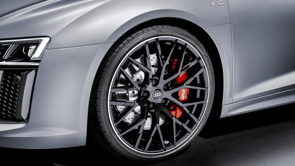 Audi R8 Audi Sport Edition detalle llanta