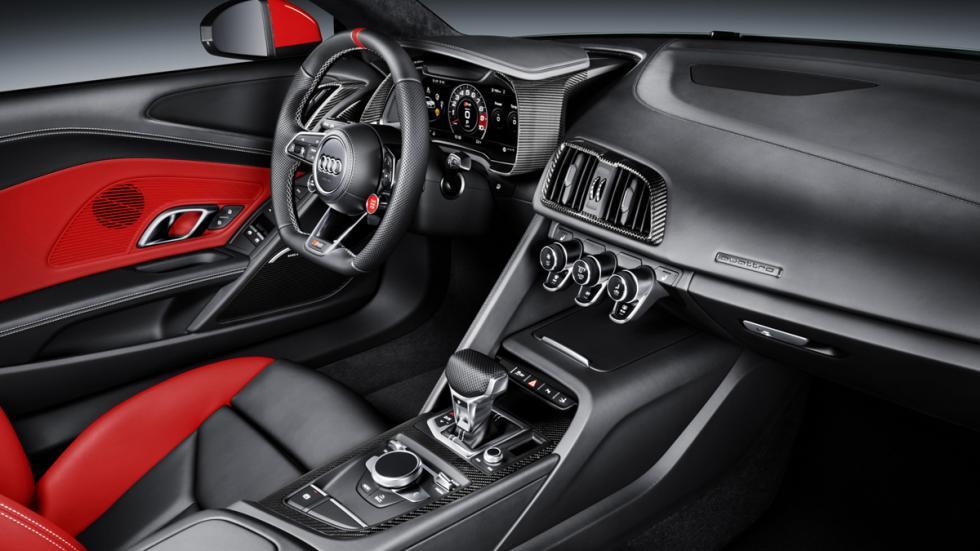Audi R8 Audi Sport Edition salpicadero