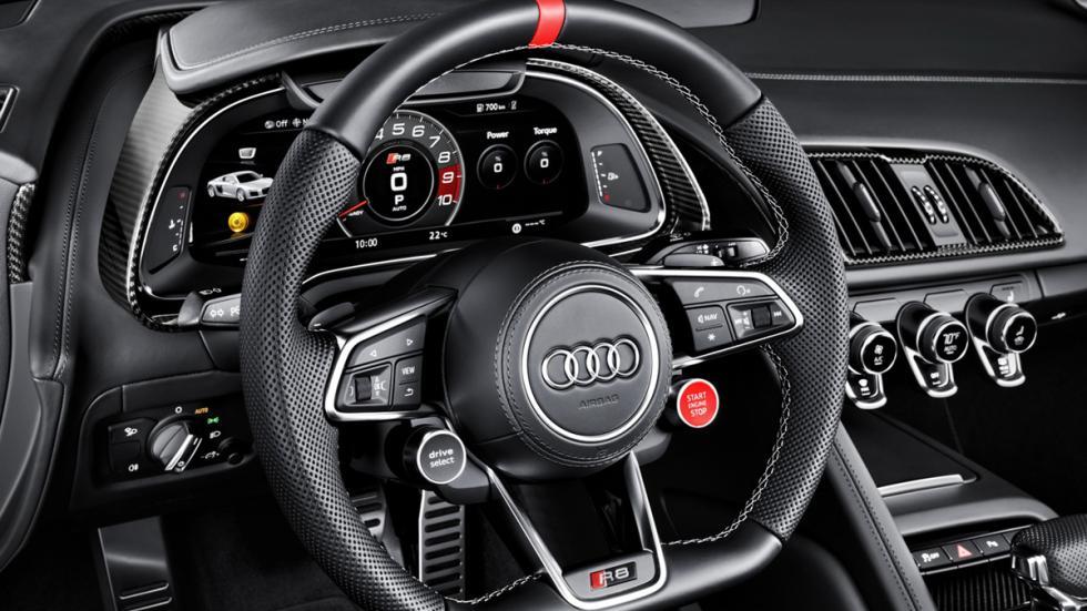 Audi R8 Audi Sport Edition volante