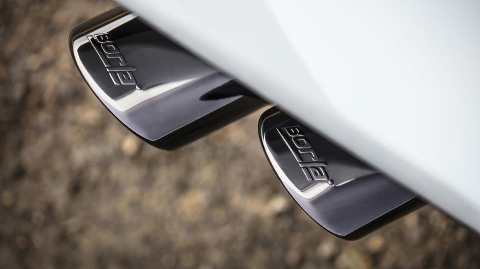 Chevrolet Tahoe RST escapes Borla