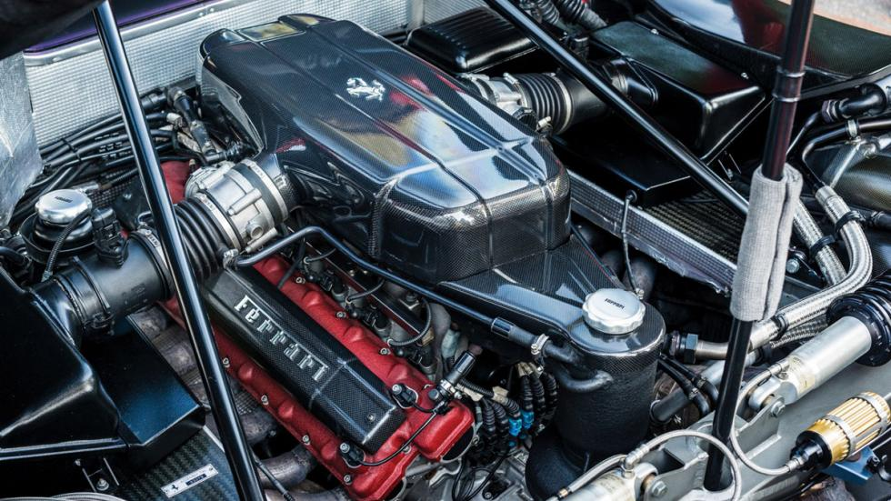 subasta Ferrari Enzo Rosso Scuderia motor