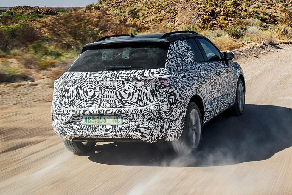 Prueba: Volkswagen T-Roc 2017, zaga