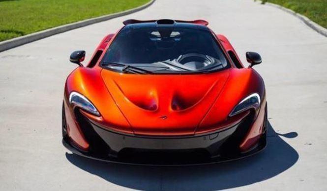 Venta McLaren P1 alto kilometraje