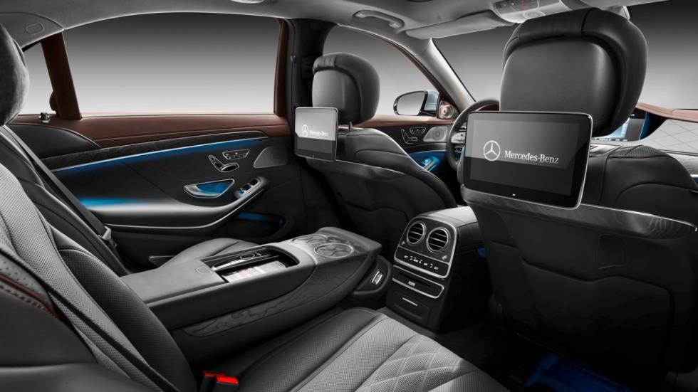 Mercedes Clase S 2017: las fotos