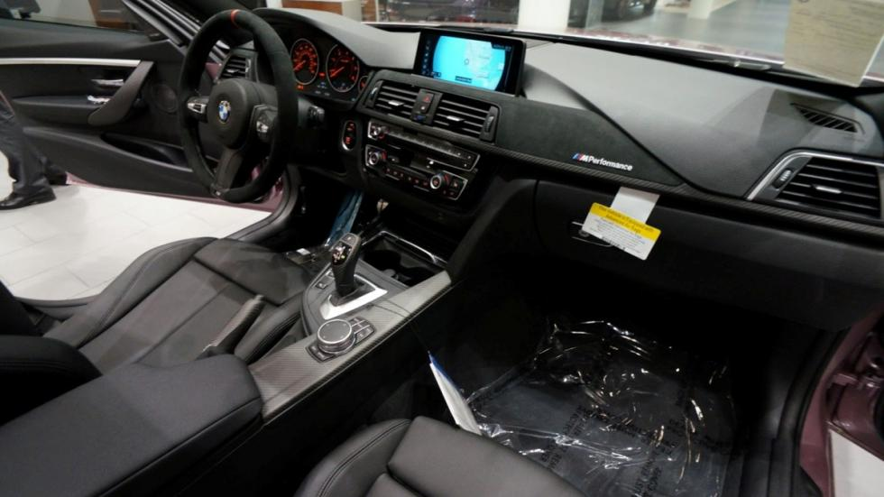 BMW 328d Touring Individual Rose Quartz
