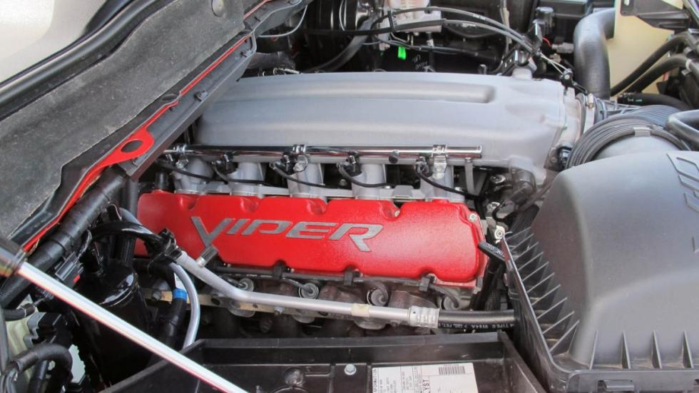 Subasta Dodge Ram SRT-10
