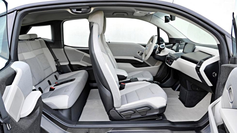 coches-eléctricos-2017-interesantes-BMW-i3-interior