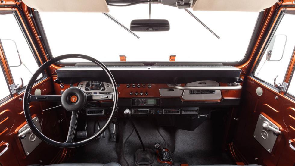Toyota Land Cruiser FJ40 FJ Company salpicadero
