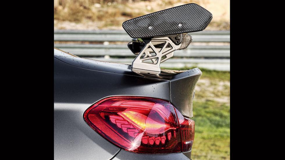 Prueba BMW M4 GTS