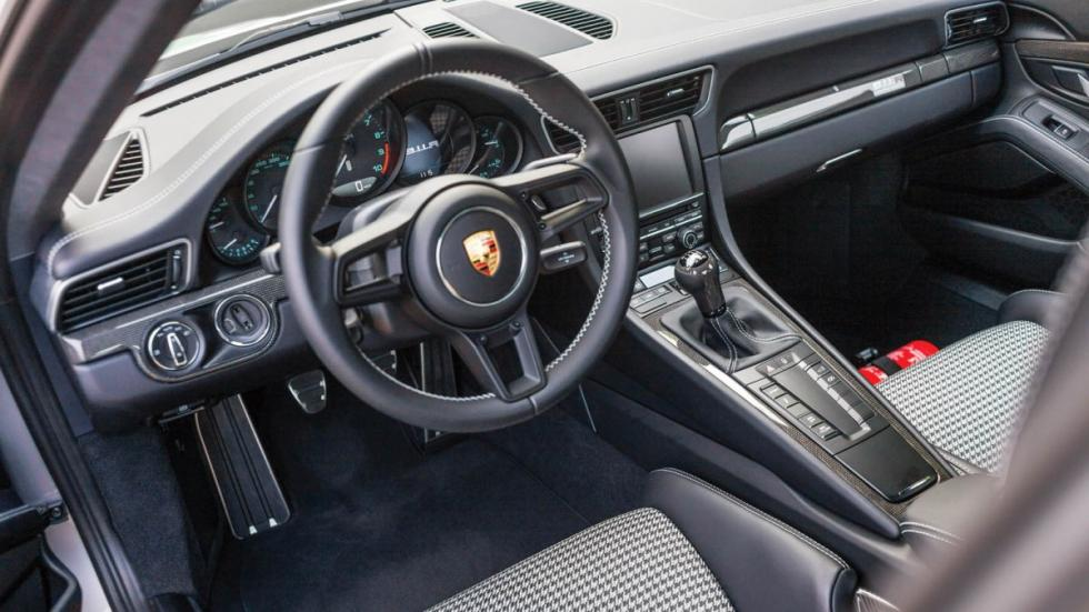 Subasta Porsche 911 R 2016