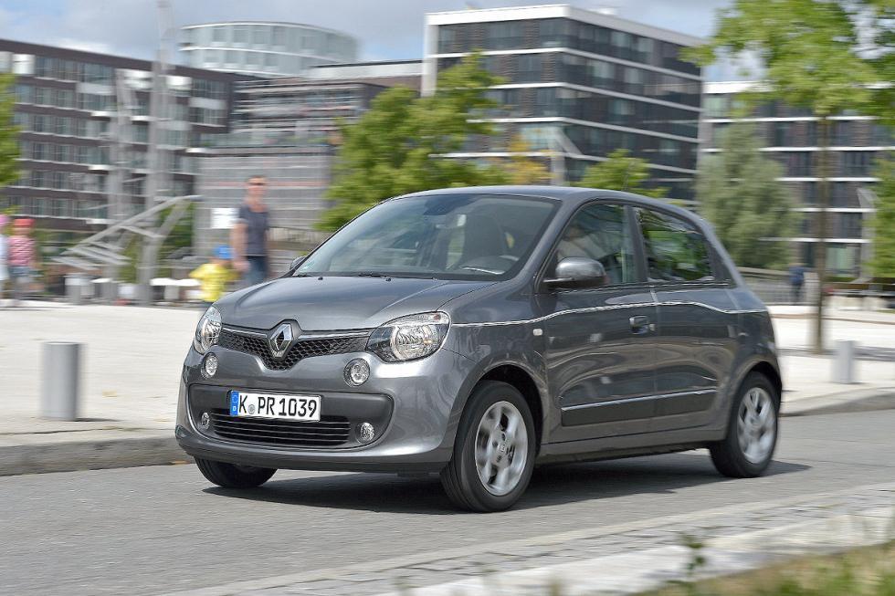 7. Renault Twingo ENERGY TCe 90 (90 CV). Oficial: 4,3 litros. Test: 5,1 litros.