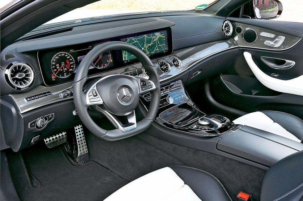 Audi S5 Coupé vs Mercedes E 400 Coupé