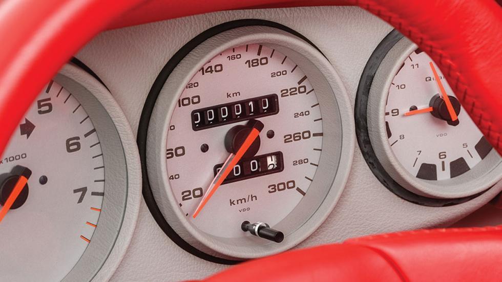 subasta Porsche 911 RSR 3.8 de 1993 sin usar kilómetros