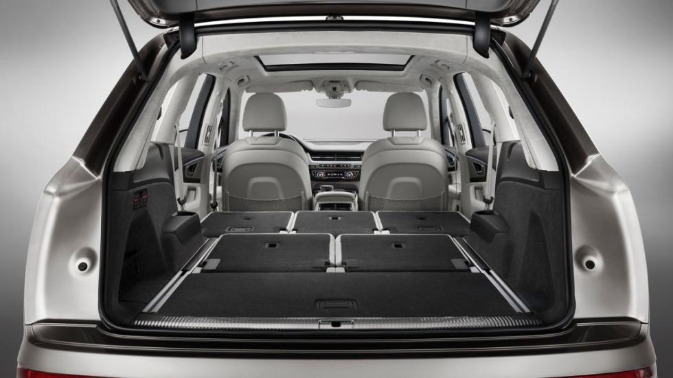5 SUV más maletero 2017