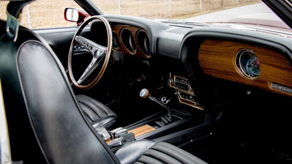 Subasta Ford Mustang Boss 429 1969