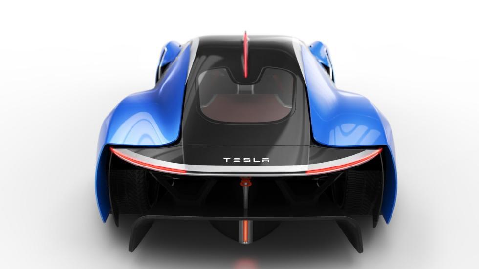 El superdeportivo Tesla Model EXP