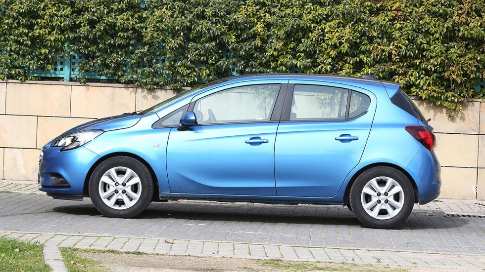 Opel Corsa GLP lateral