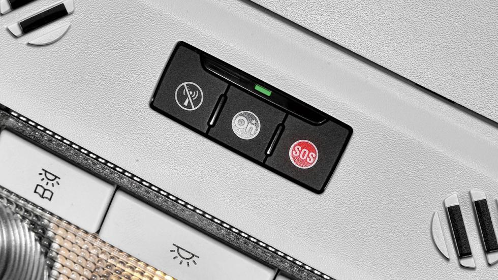 Opel Corsa GLP botón SOS