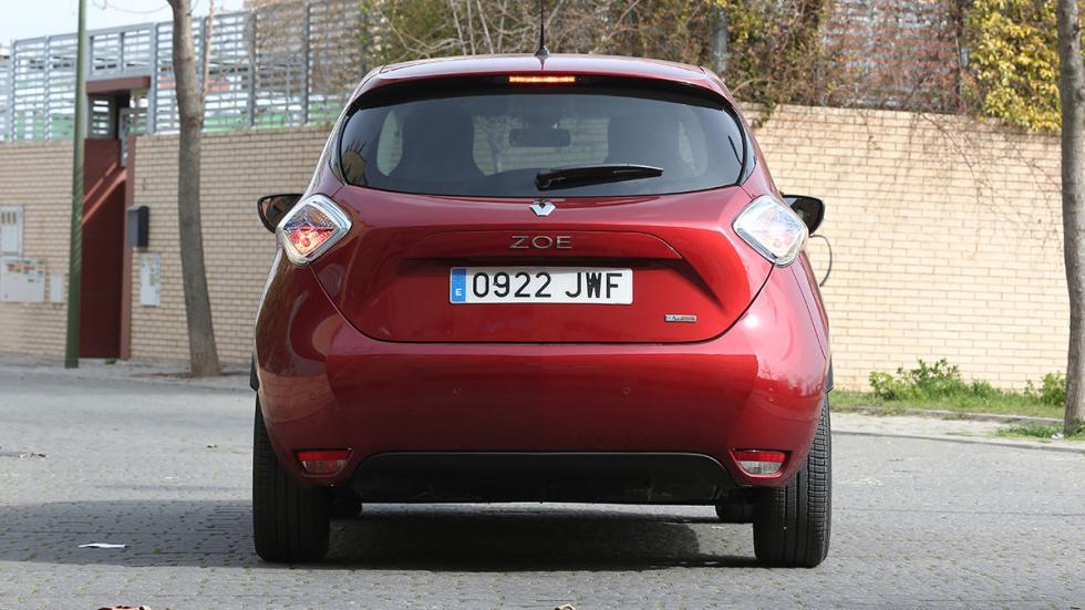 Renault Zoe zaga