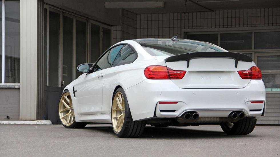 BMW M4 Alpha-N zaga