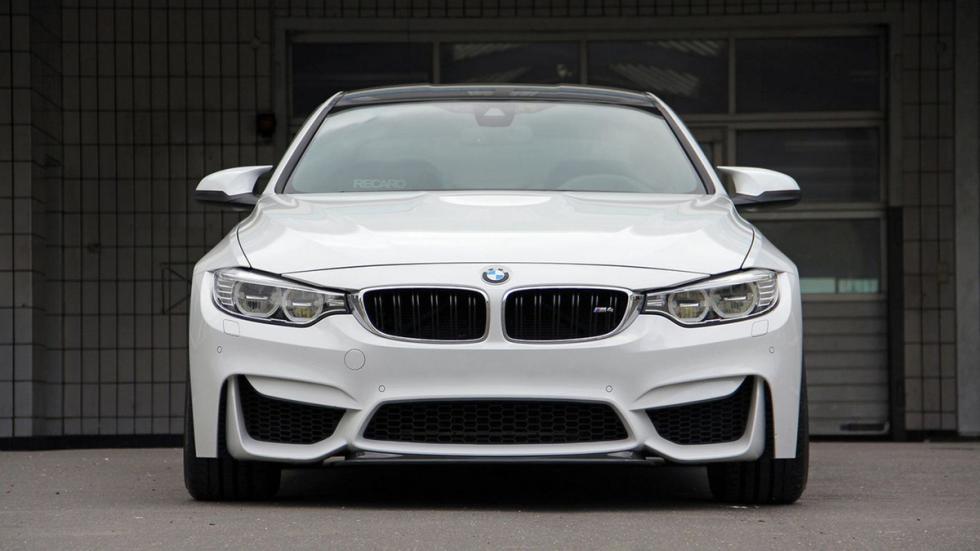 BMW M4 Alpha-N morro