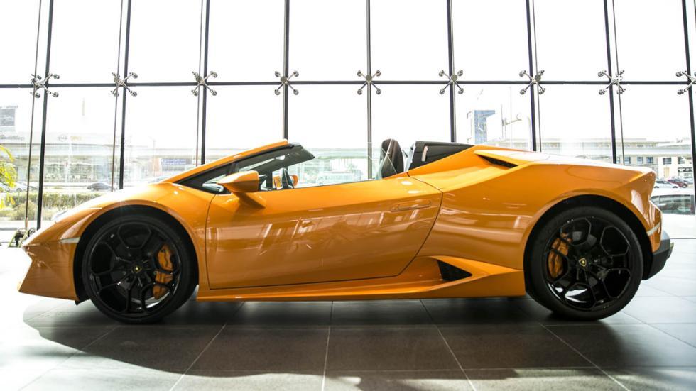 Concesionario Lamborghini Dubai exposición 7