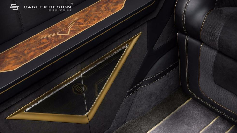 Mercedes Sprinter Jet Van by Carlex Design detalle