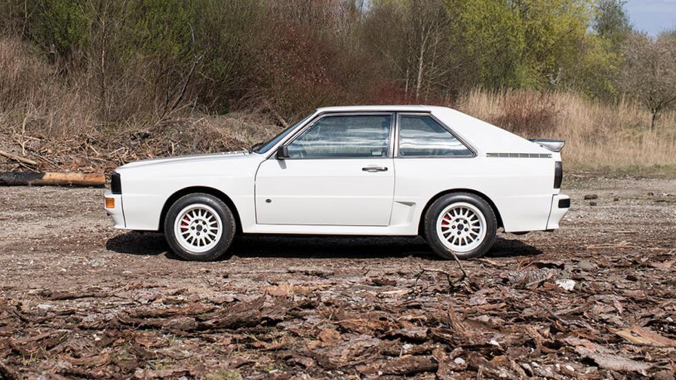Audi Sport quattro 1985 lateral