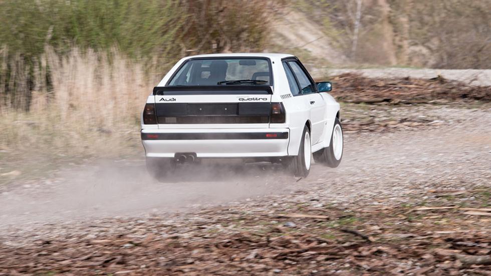 Audi Sport quattro 1985 zaga