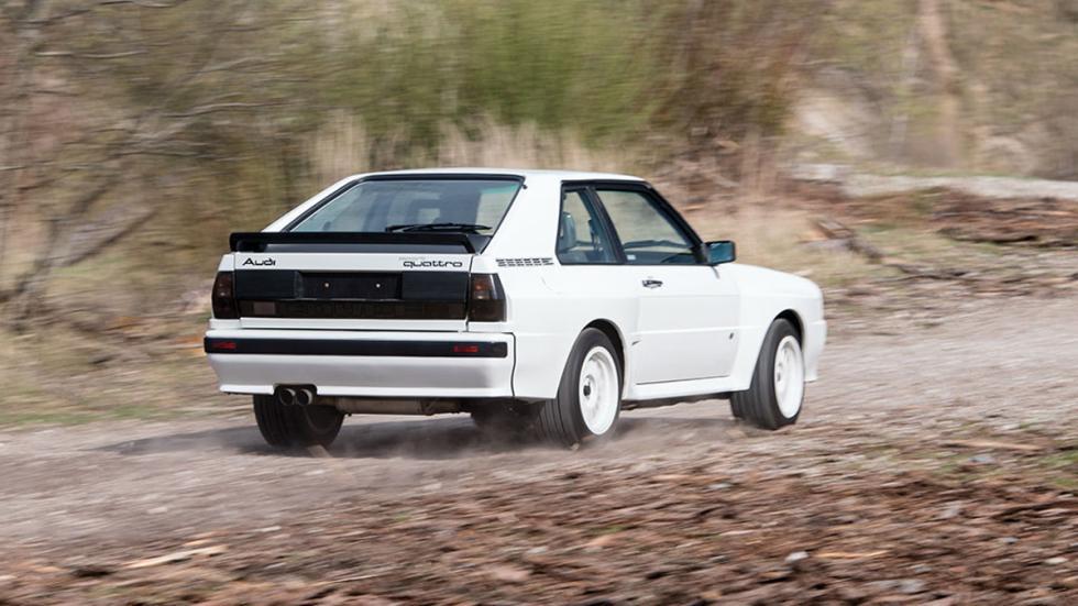 Audi Sport quattro 1985 culo