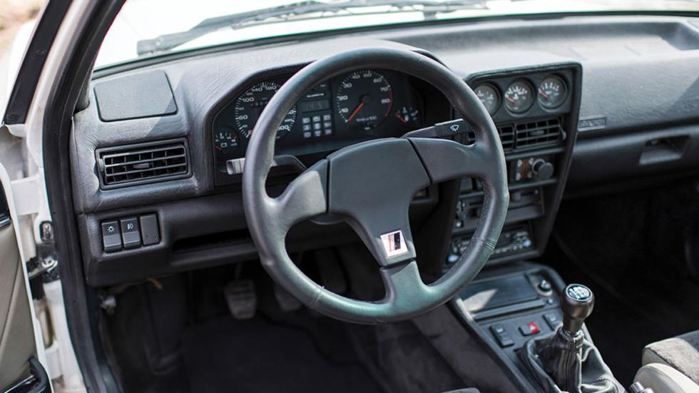 Audi Sport quattro 1985 interior