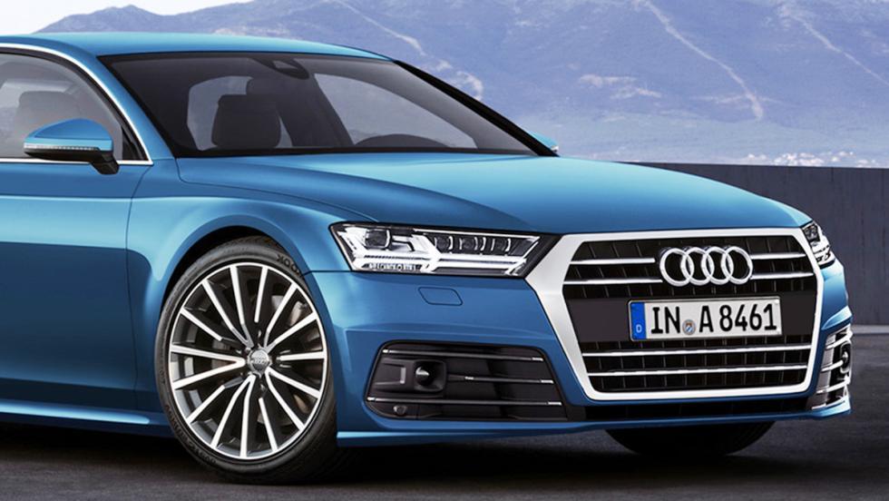 Audi A8 2018 según X-Tomi