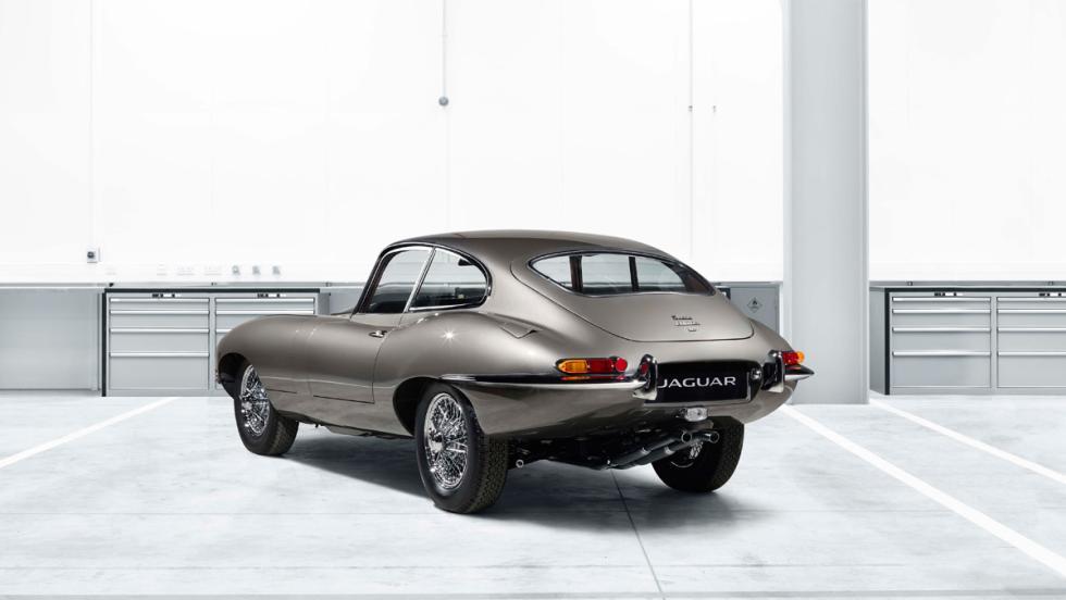 Jaguar E-Type Reborn (II)
