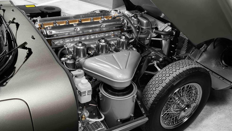 Jaguar E-Type Reborn (IV)