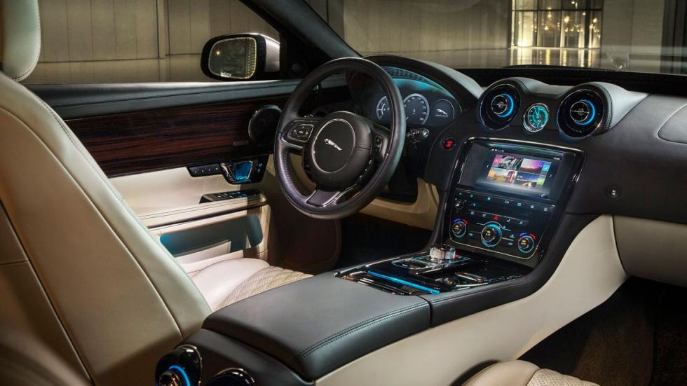 Jaguar XJ coches nuevos antiguos
