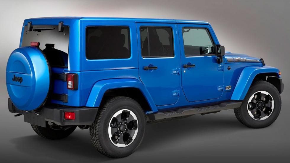 Jeep Wrangler Polar coches nuevos antiguos