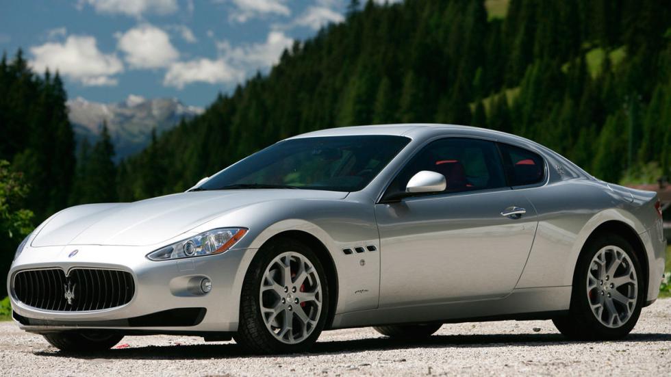 Maserati GranTurismo coches nuevos antiguos