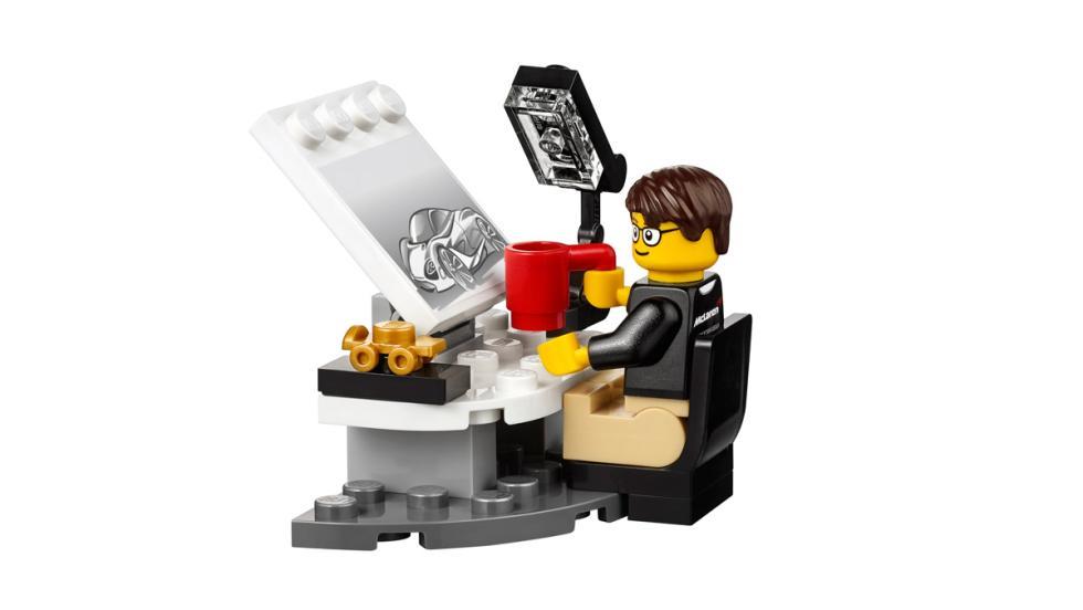 McLaren 720S de Lego (IV)