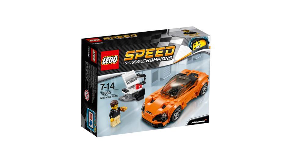 McLaren 720S de Lego (V)