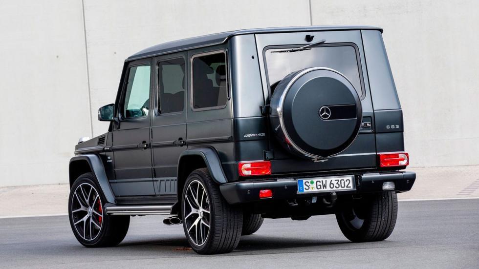 Mercedes Clase G coches nuevos antiguos