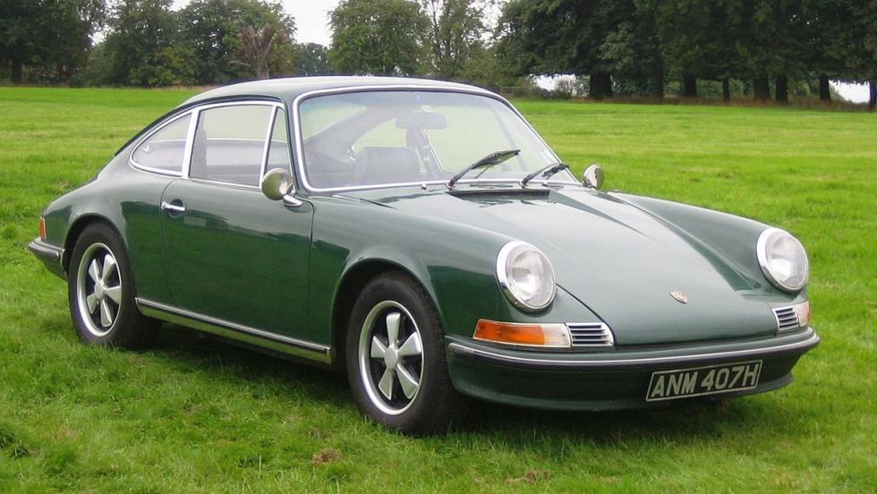 Porsche 911 de los 70