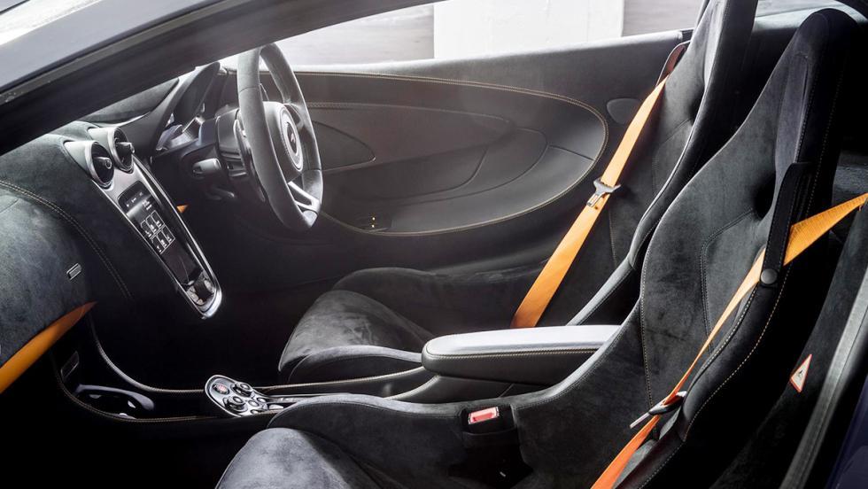 Prueba del McLaren 570S Track Pack