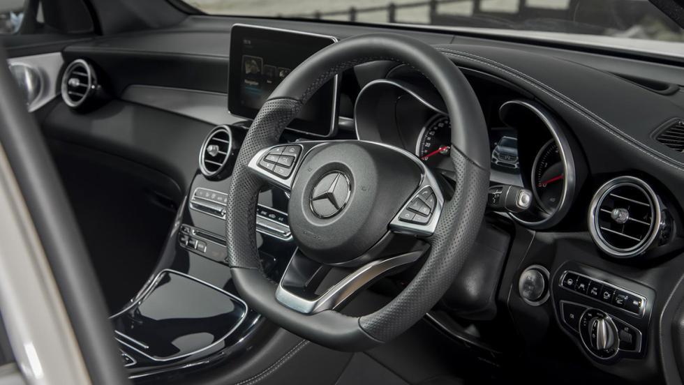 Prueba del Mercedes GLC 350 d 4Matic