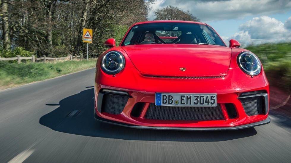 Prueba Porsche 911 GT3 (29)