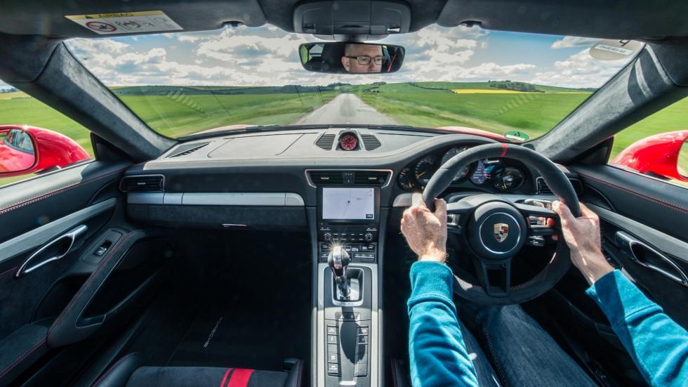 Prueba Porsche 911 GT3 (6)