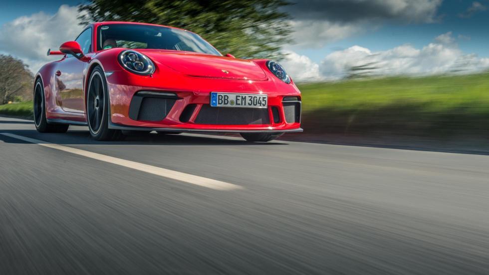 Prueba Porsche 911 GT3 (9)