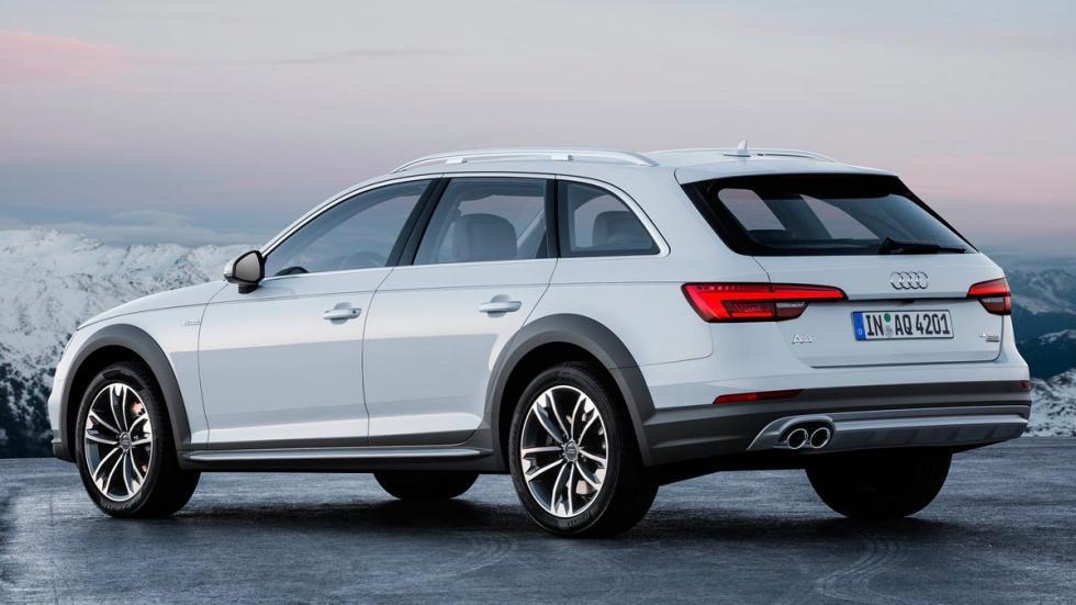 Rivales Subaru Outback: Audi A4 Allroad